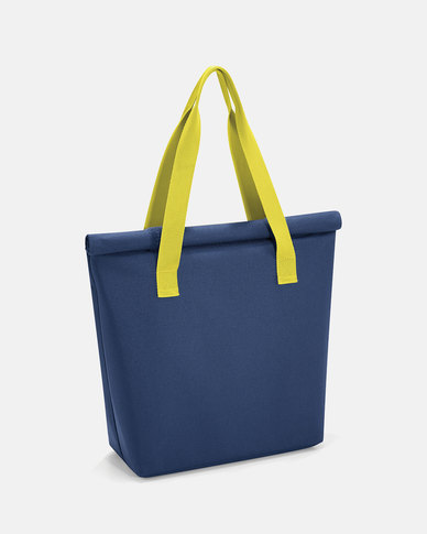 Reisenthel premium-quality polyester, water-repellent fresh lunchbag iso M navy