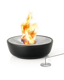 blomus Fuoco Outdoor Tabletop Gel Fire Pit 32 cm