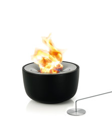 blomus Fuoco Outdoor Tabletop Gel Fire Pit 18cm