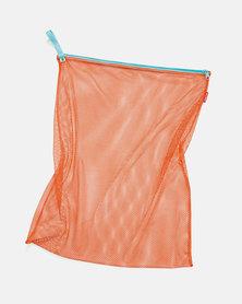Reisenthel premium-quality polyester mesh meshsac L carrot