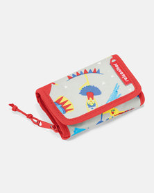Reisenthel premium-quality, tear-proof polyester, water-repellent wallet S kids circus