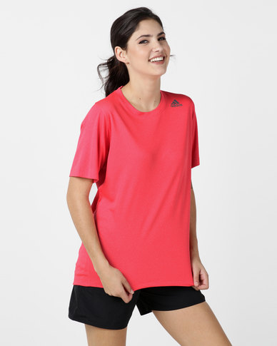 adidas Performance FL 360 Z FT CHL  Tee Pink