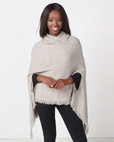 G Couture Stone Poncho