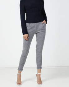 G Couture Blue Pull On Pants