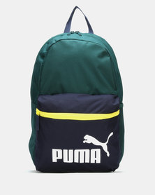 Puma Sportstyle Core Phase Backpack Green