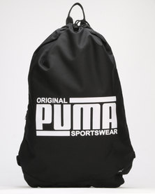 Puma Sportstyle Core Sole Smart Bag Black