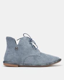 Butterfly Feet Lodium Boots Blue