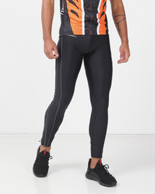 Merrell Compression Long Running Tights Black