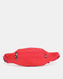 Blackchilli Nylon Moon Bag Red