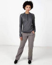Merrell HZ TECH - OPT 1 Pullover Sweatshirt Black