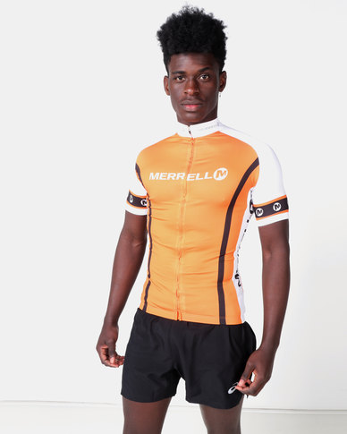 Merrell Bike Jacket Orange