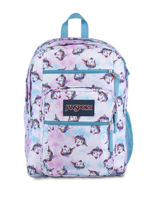 JanSport Big Student Backpack Unicorn Clouds