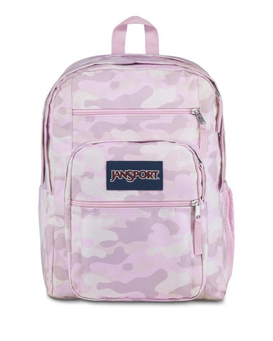 autumn shoes buying new cozy fresh JanSport Big Student Backpack Cotton Candy Camo