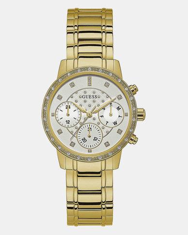 Guess Sunny Bracelet Watch Gold
