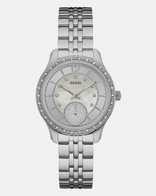 Guess Whitney Watch Silver