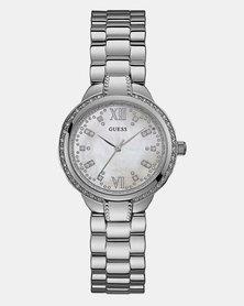 Guess Mademoiselle Bracelet Watch Silver