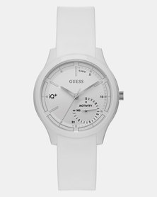 Guess Active Cooper Watch White
