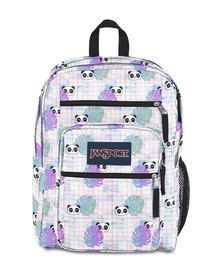 JanSport Big Student Backpack Hide and Seek Panda