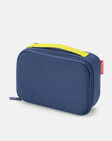Reisenthel premium-quality polyester, water-repellent thermocase navy