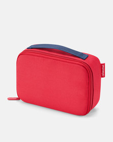 Reisenthel premium-quality polyester, water-repellent thermocase red