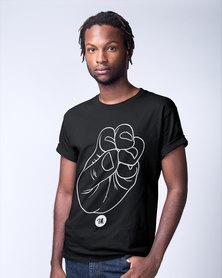 Vannie Kaap Sousies Vi Jou Black T-shirt