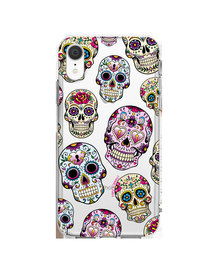 Hey Casey! Phone Case Cover for iPhone XR -  Sugar Skulls design