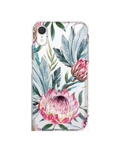 Hey Casey! Phone Case Cover for iPhone XR - Protea design