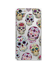Hey Casey! Phone Case Cover for iPhone 7/8 - Sugar Skulls design