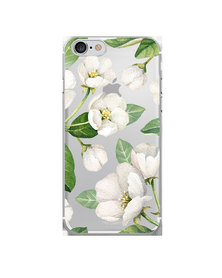 Hey Casey! Phone Case Cover for iPhone 7/8 - Winter Blossoms design