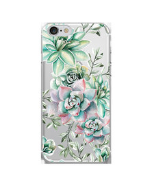 Hey Casey! Phone Case Cover for iPhone 7/8 - Succulents design