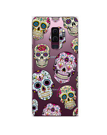 Hey Casey! Phone Case Cover for Samsung S9 Plus - Sugar Skulls design