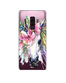 Hey Casey! Phone Case Cover for Samsung S9 Plus - Boho Horse design
