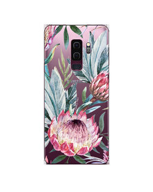 Hey Casey! Phone Case Cover for Samsung S9 Plus -Protea design