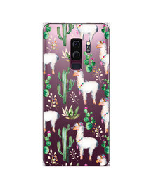 Hey Casey! Phone Case Cover for Samsung S9 Plus - llama design