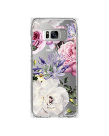 Hey Casey! Phone Case Cover for Samsung S8 - Ring a Rosies design