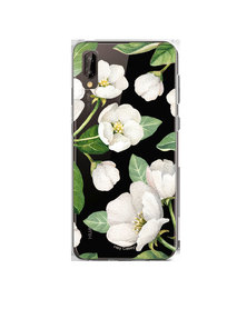 Hey Casey! Phone Case Cover for Huawei P20 - Winter Blossoms design