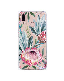 Hey Casey! Phone Case Cover for Huawei P20 Lite - Protea design