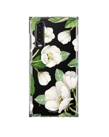 Hey Casey! Phone Case Cover for Huawei P30  - Winter Blossoms design