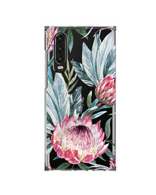 Hey Casey! Phone Case Cover for Huawei P30 - Protea design