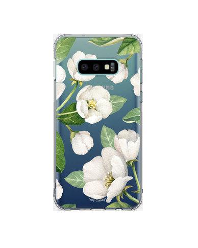 Hey Casey! Phone Case Cover for Samsung S10e - Winter Blossoms design
