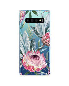 Hey Casey! Phone Case Cover for Samsung S10 -Protea design