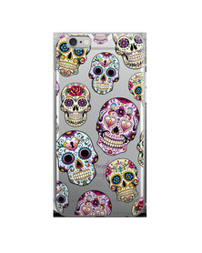 Hey Casey! Phone Case Cover for iPhone 6 - Sugar Skulls design