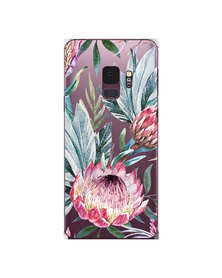 Hey Casey! Phone Case Cover for Samsung S9  -Protea design