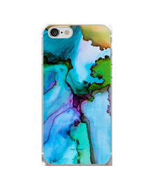 Hey Casey! Phone Case Cover for iPhone 7/8 - Blue Ink design