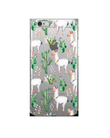 Hey Casey! Phone Case Cover for iPhone 6 Plus - llama design
