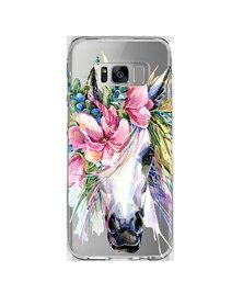 Hey Casey! Phone Case Cover for Samsung S8 - Boho Horse design