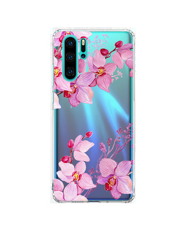 official photos efe1c 21b76 Hey Casey! Phone Case Cover for Huawei P30 Pro - Orchids design