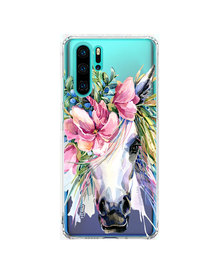 Hey Casey! Phone Case Cover for Huawei P30 Pro - Boho Horse design