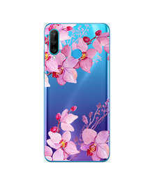 Hey Casey! Phone Case Cover for Huawei P30 Lite - Orchids design