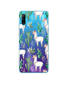 Hey Casey! Phone Case Cover for Huawei P30 Lite - llama design